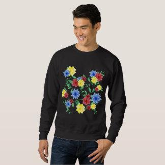 Sweatshirt Sweat-shirt Sweater Flower fleurs