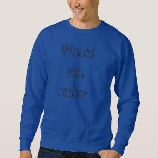 Sweatshirt Sweats shirts du fouet NAE NAE
