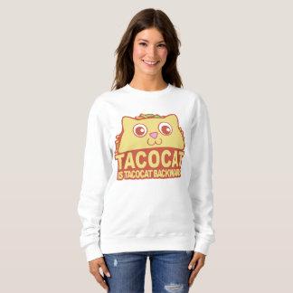 Sweatshirt Tacocat vers l'arrière II