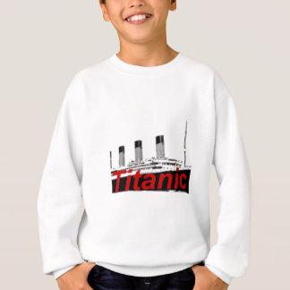 Sweatshirt Titanic