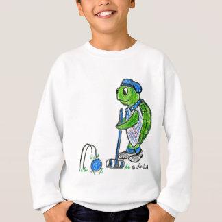 Sweatshirt Tortue de croquet