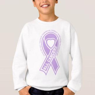 Sweatshirt tous les cancers je peux faire tout des choses