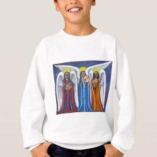 Sweatshirt Trio de musique d'ange