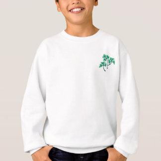 Sweatshirt Trois shamrocks