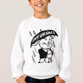 Sweatshirt Type vintage d'assurance