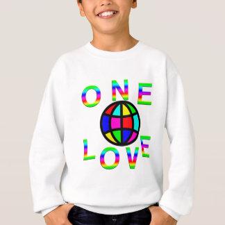 Sweatshirt Un amour du monde un