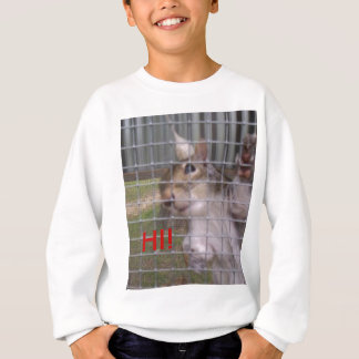 Sweatshirt Un écureuil allo