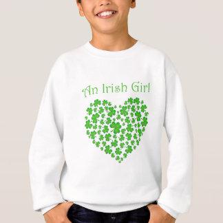 Sweatshirt Une fille irlandaise