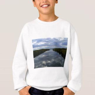 Sweatshirt Une rivière au Maine
