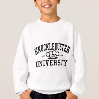 Sweatshirt Université de coup de poing