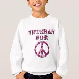Sweatshirt Vétéran pour la paix