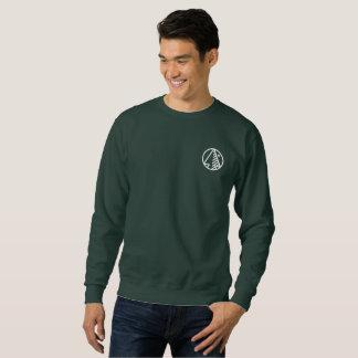 Sweatshirt Villes jumelles, Spokane et chemin de fer