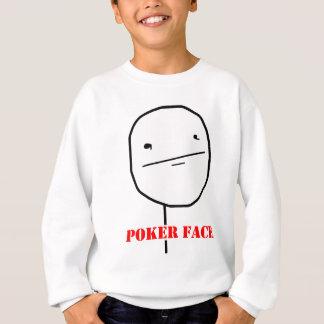 Sweatshirt Visage de tisonnier - meme