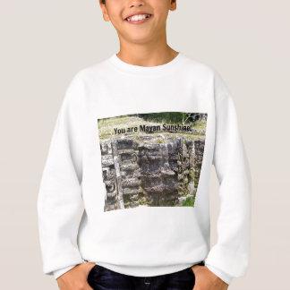Sweatshirt Vous êtes soleil maya !