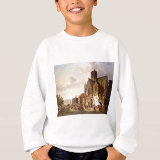 Sweatshirt Vue de Montelspran par Cornelis Springer
