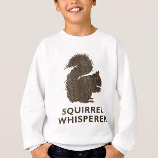 Sweatshirt Whisperer vintage d'écureuil
