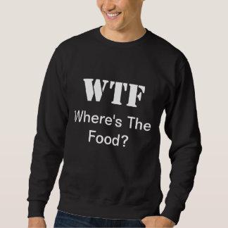 """Sweatshirt """"WTF"""