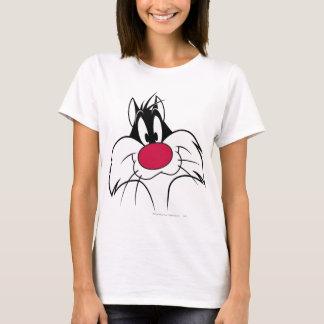 SYLVESTER™ het rode Gezicht van de Neus T Shirt