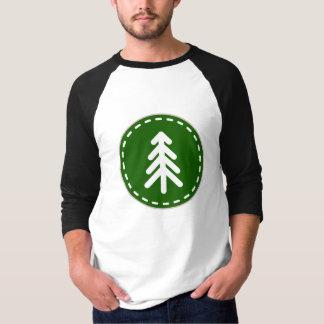 Sylviculture de récréation de parcs t-shirt