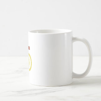 Symbole chrétien de mariage mug blanc