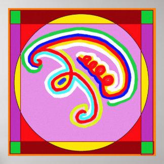 Symbole curatif d'EEYAWA = de Karuna Reiki