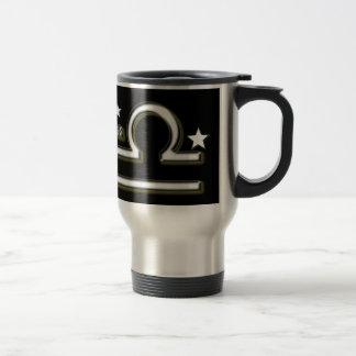 Symbole de Balance Mug De Voyage