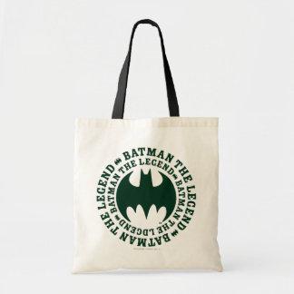 Symbole | de Batman le logo de légende Sac En Toile Budget