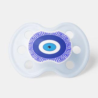 symbole de Grec d'oeil de Tétine-mal Tétine Pour Bébé