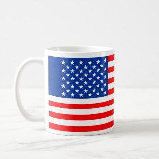 symbole des Etats-Unis de drapeau de pays des Mug