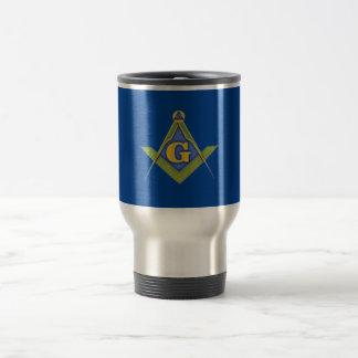 Symbole maçonnique mug de voyage