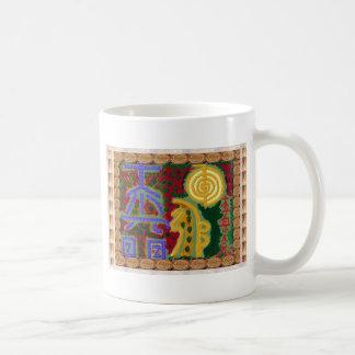 Symboles curatifs de Reiki par l'artiste Canada de Mug