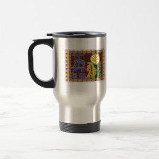 Symboles curatifs de Reiki par l'artiste Canada de Mug De Voyage