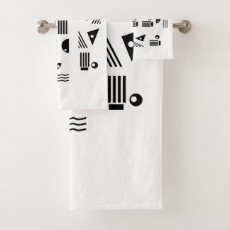 Symboles noirs et blancs