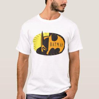 Symbool | van Batman het Logo van het Silhouet T Shirt