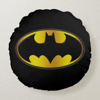 Symbool | van Batman het Ovale Logo van de Rond Kussen