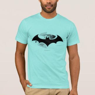Symbool | van Batman het Zwarte Logo van de T Shirt