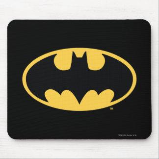 Symbool | van Batman Ovaal Logo Muismatten