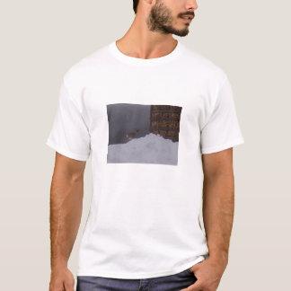 T-Chemise-Ferme de cerfs communs T-shirt