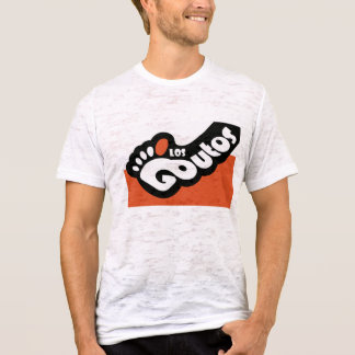 T détruit des hommes de visibilité directe Goutos T-shirt