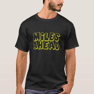 T-shirt 001 milles en avant