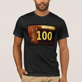 T-SHIRT 100% DE SATS