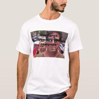T-shirt 101_0071, le terrain de camping littéraire de