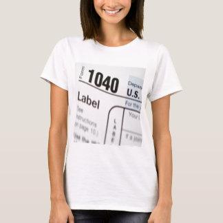 T-shirt 1040Tax