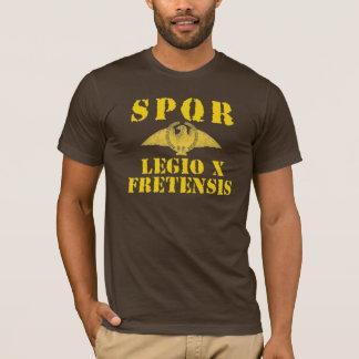T-shirt 10 légion navale d'Octavian/Augustus 10èmes