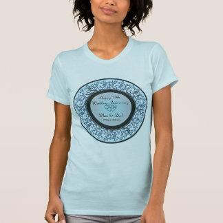 T-shirt 10ème Anniversaire de mariage