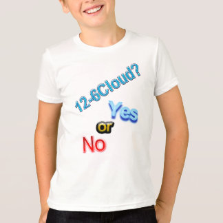 T-shirt 12-6 nuage, oui ou non ?