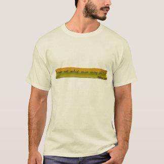 T-shirt 13:6 d'Hébreux