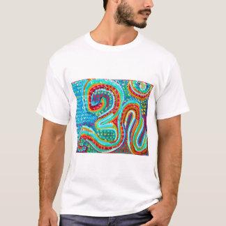 T-shirt 158 styles 255 colore le cadeau de yoga d'OMmantra