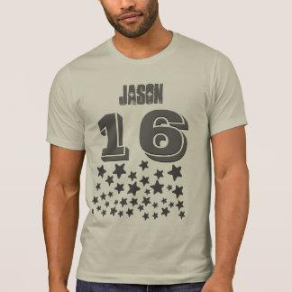 T-shirt 16ème Anniversaire ou TOUT éclat d'ANNÉE des