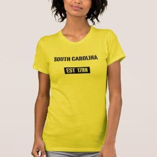 T-shirt 1788 d'est de la Caroline du Sud